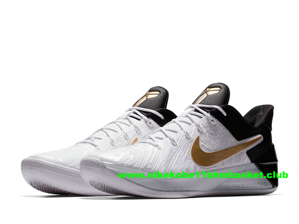 Chaussures Nike Kobe A.D.BHM Prix Homme BasketBall Pas Cher BlancOrNoir 1705290050 Chaussures Nike Kobe BasketBall Prix Pas Cher Site Officiel En