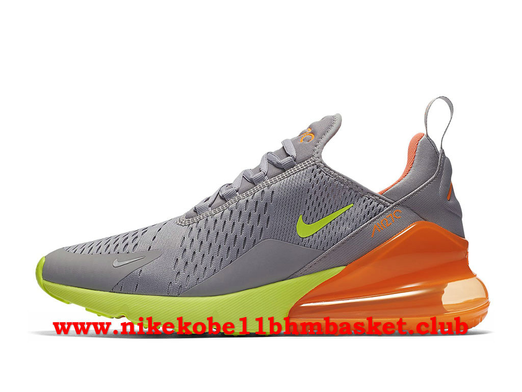 nike air max 270 homme orange