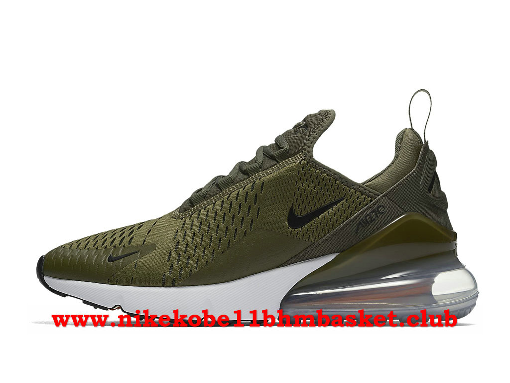 Chaussures Homme Nike Air Max 270 Pas Cher Prix Olive Vert