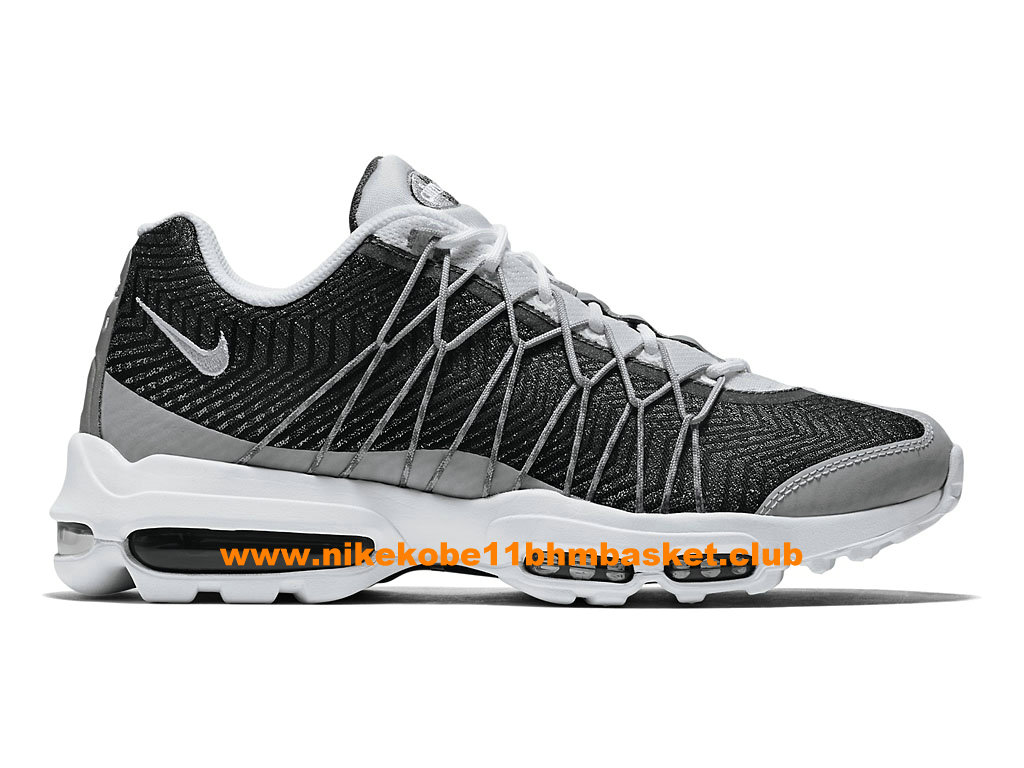 Nike Air Max 95 Ultra Jacquard Homme Prix Pas Cher GrisNoirBlanc 749771 100 1706020118 Chaussures Nike Kobe BasketBall Prix Pas Cher Site Officiel