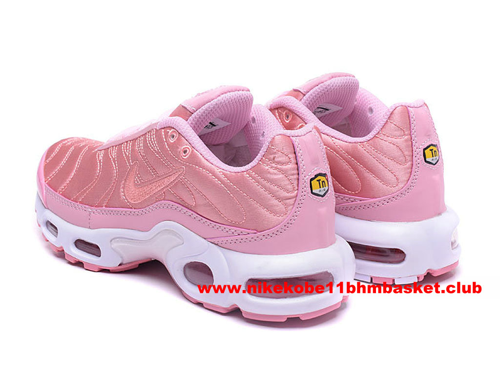 nike air max plus femme rose