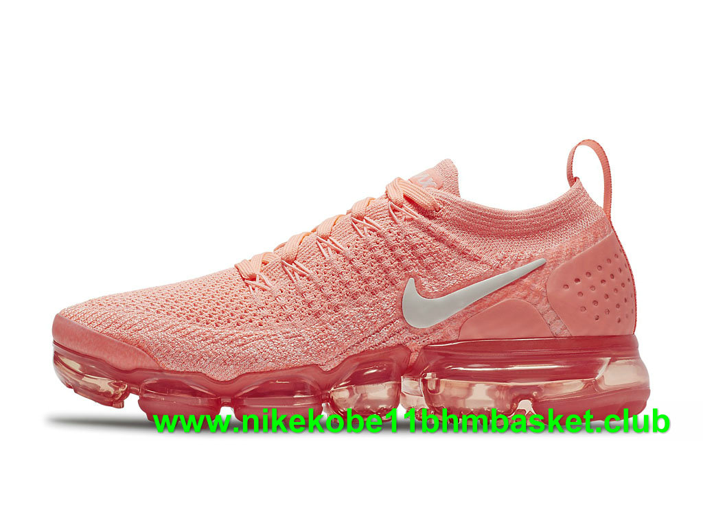 Nike Air VaporMax Flyknit 2.0 Homme Chaussures Pas Cher Prix Rose 942843_800 1807210607 Chaussures Nike Kobe BasketBall Prix Pas Cher Site Officiel