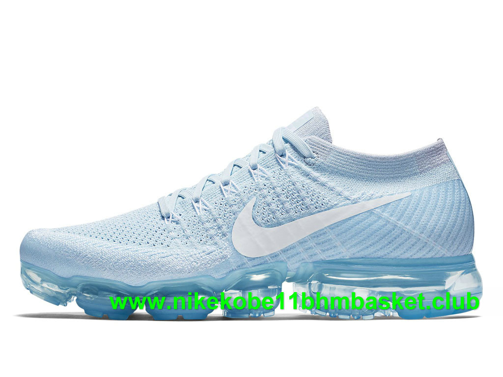 Nike Air VaporMax Flyknit Homme Chaussures Pas Cher Prix Glacier Blue 849558_404 1807210609 Chaussures Nike Kobe BasketBall Prix Pas Cher Site